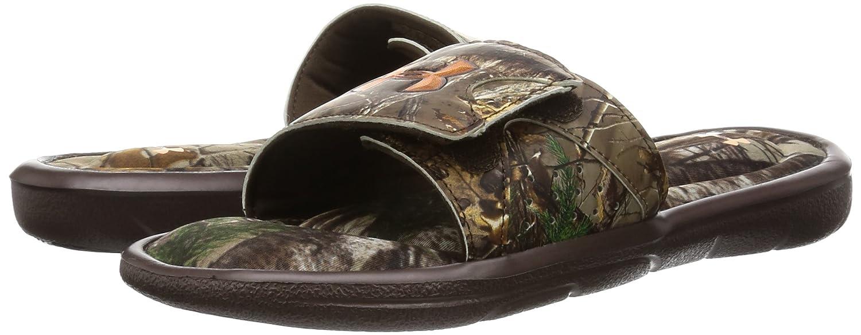 Under Armour Ignite Camo IV Sandal Sandal Sandal - Men's Realtree Xtra Cleveland braun Blaze Orange 53670a