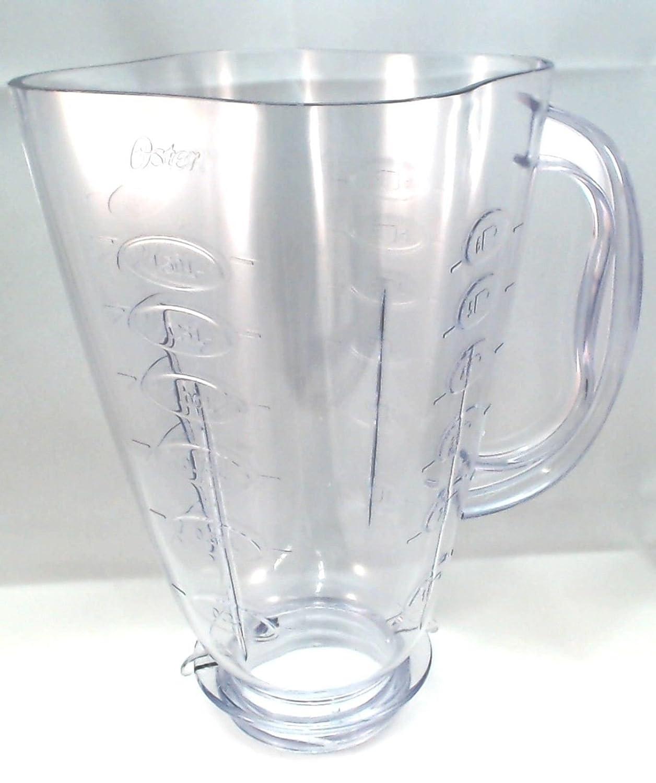 Sunbeam/Oster licuadora frasco, plástico, trébol, 083818 - 002 ...