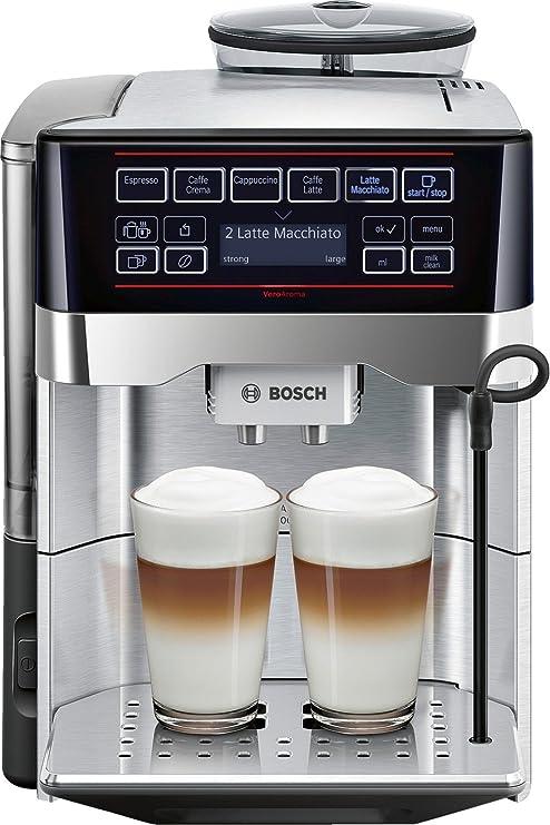 Bosch TES60729RW - Cafetera (Independiente, Máquina espresso ...