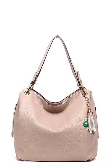 d0e35dfd4a6c Amazon.com  MKF Collection Orton Hobo Handbag (Freedom Taupe)  Shoes