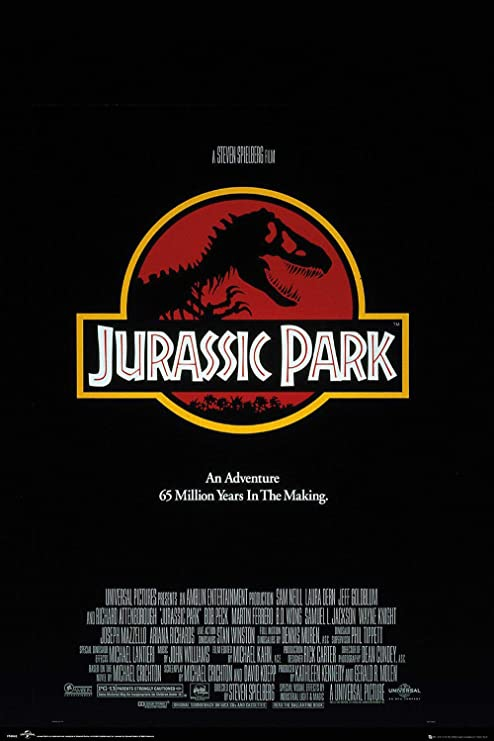 Close Up Póster Jurassic Park - 65 Years In The Making [Key ...