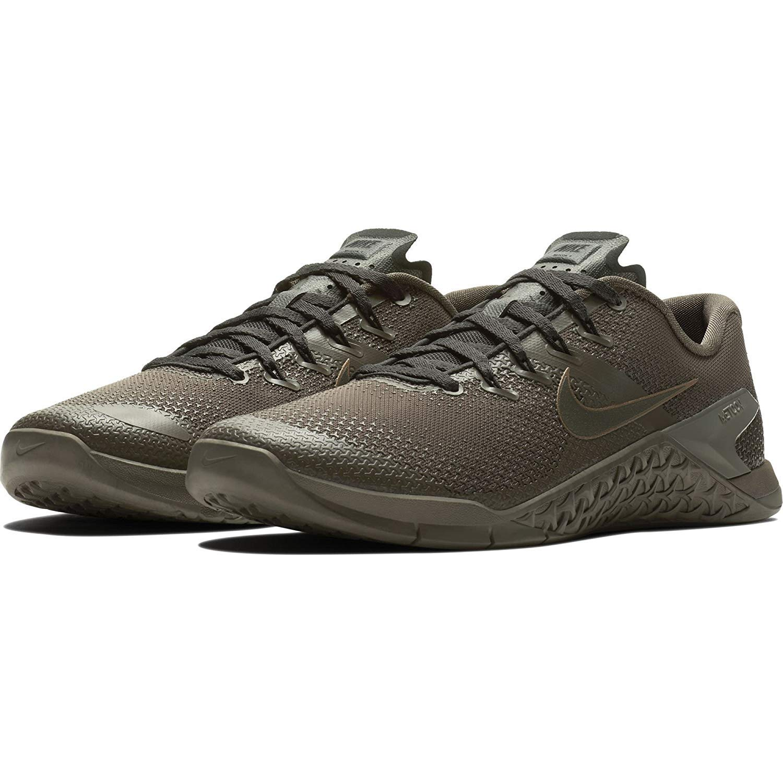 Nike Men's Metcon 4 Viking Quest Training Shoe RIDGEROCK/MTLC Pewter-Anthracite-Black 7.0 by Nike (Image #2)