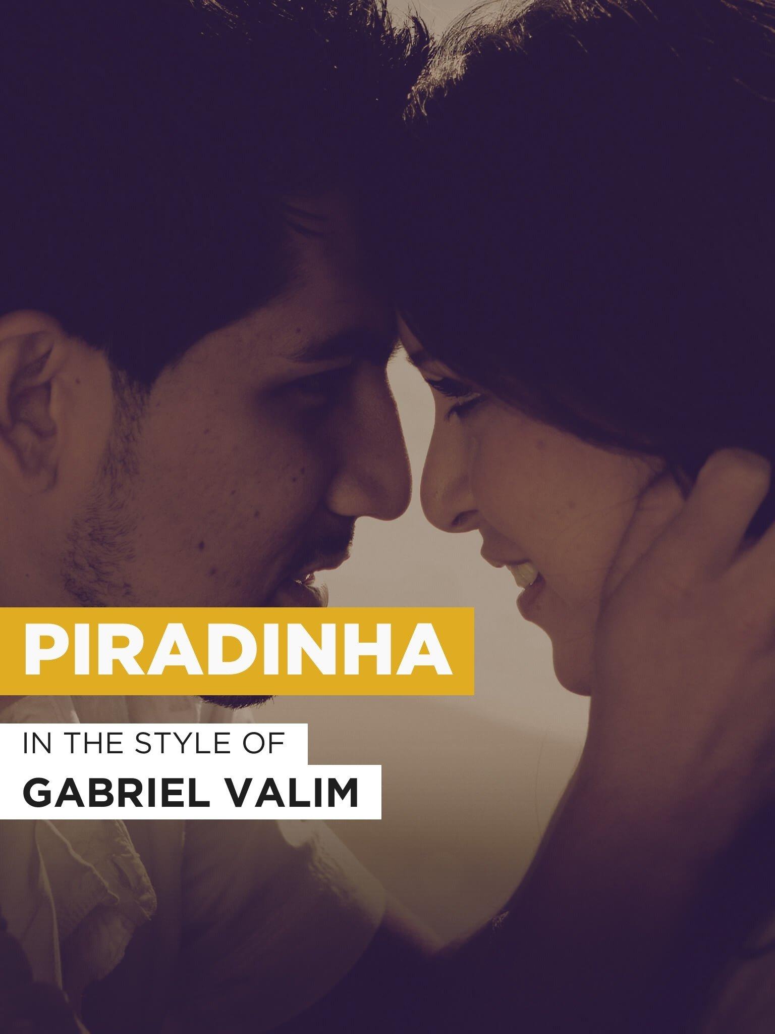 PIRADINHA COM VALIM GABRIEL MUSICA A BAIXAR