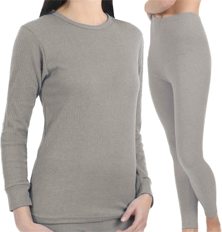 Warme Thermounterwäsche / Ski Unterwäsche für Damen