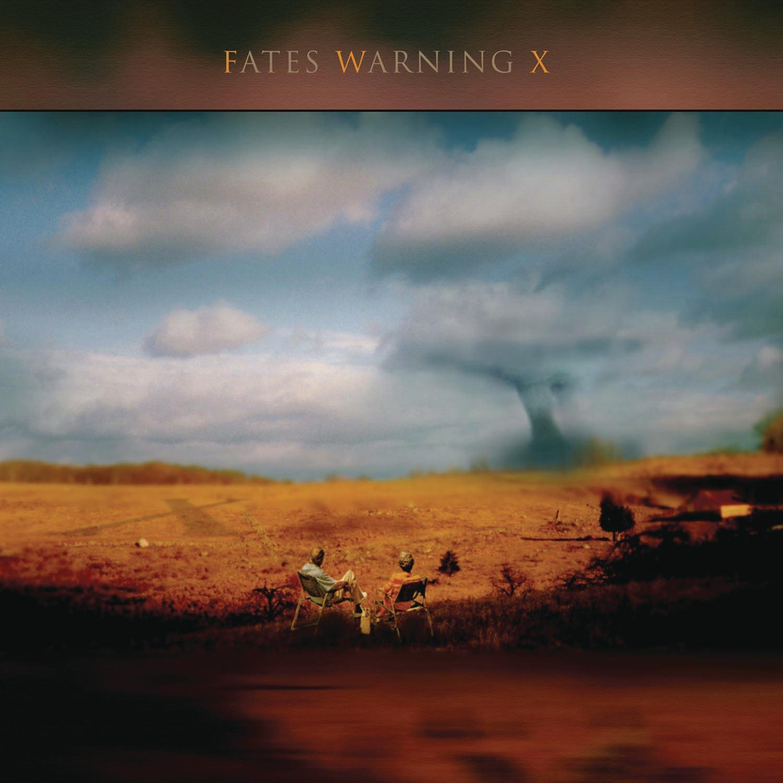 CD : Fates Warning - FWX (CD)