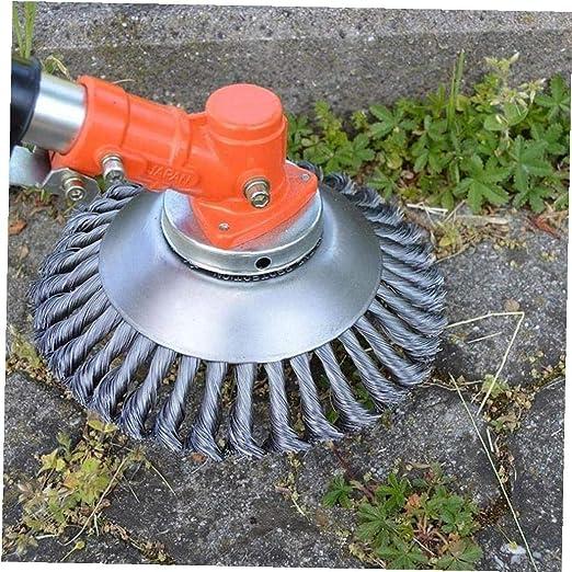Angoter 150 mm 200 mm de Alambre de Acero Cabezal de Corte de ...
