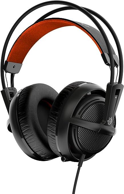 SteelSeries Siberia 200, Gaming Headset, Retractable Mic