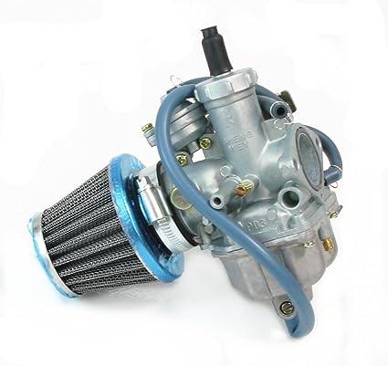 Carburador con filtro de aire para Honda Recon 250 TRX250 ...