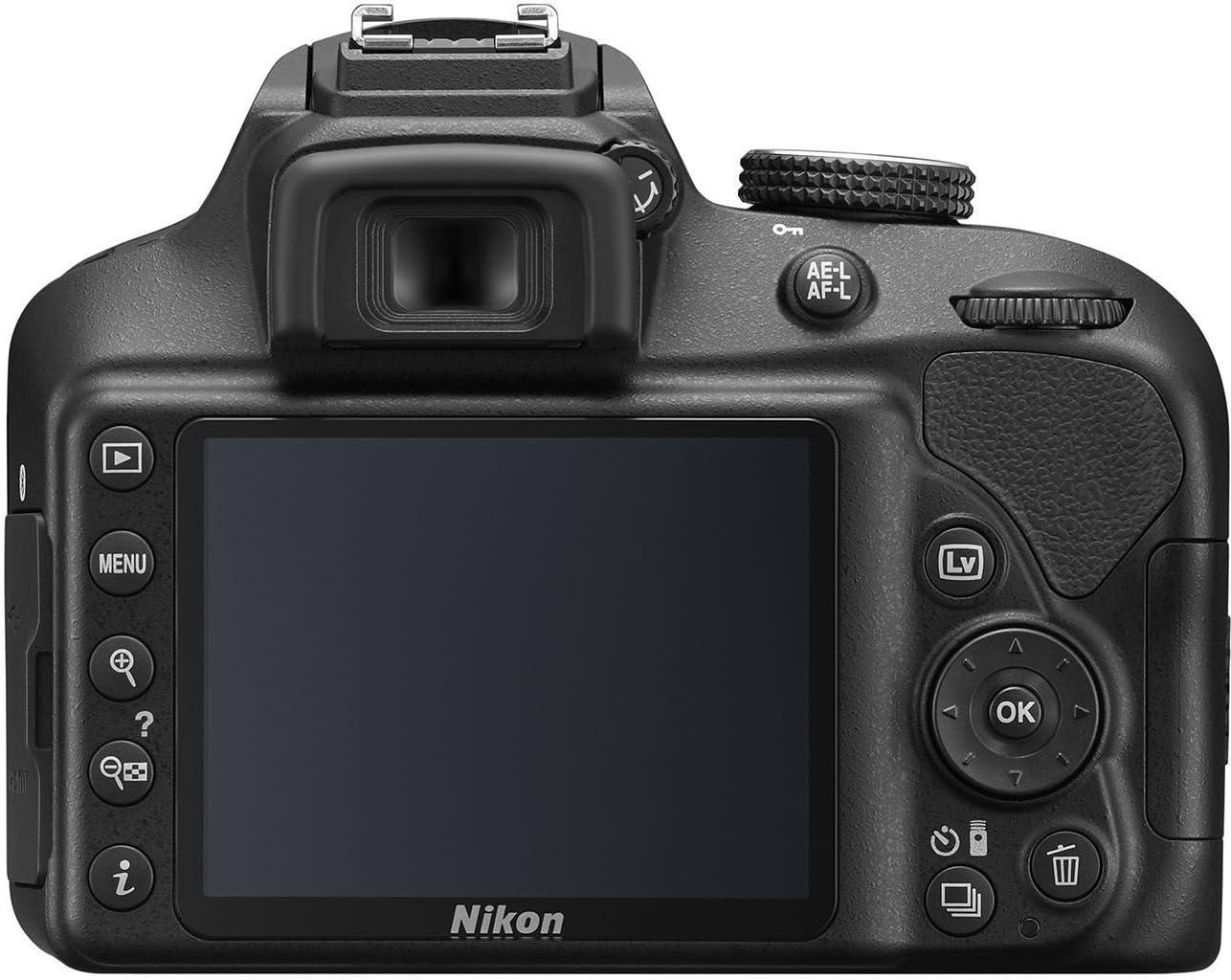 Nikon D3400 - [Versión Nikonistas] Kit cámara réflex 24.2 MP con ...