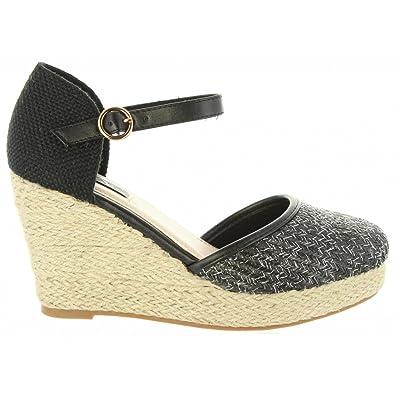 Chika 10 NADIA 01 Negro - Chaussures Sandale Femme