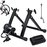 Akonza Magnet Steel Bike Bicycle Indoor Exercise Trainer Stand Black / Blue