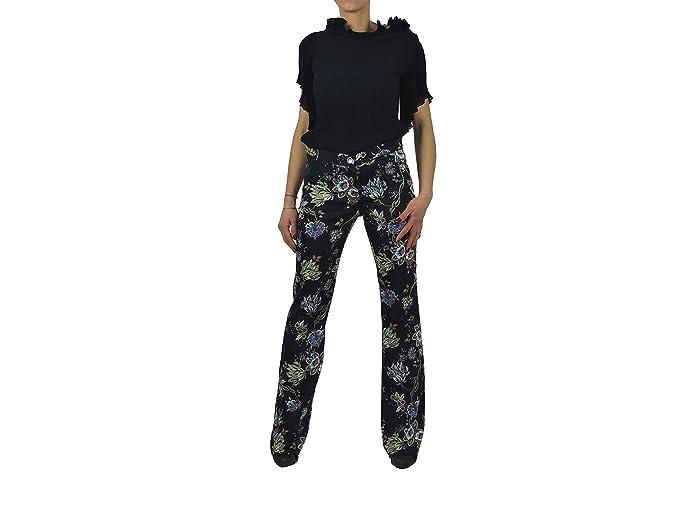 Pantalone Floreal Fantasy CHIARA BRUNI P E2018 PA766 (48 6134dd4a2fe5