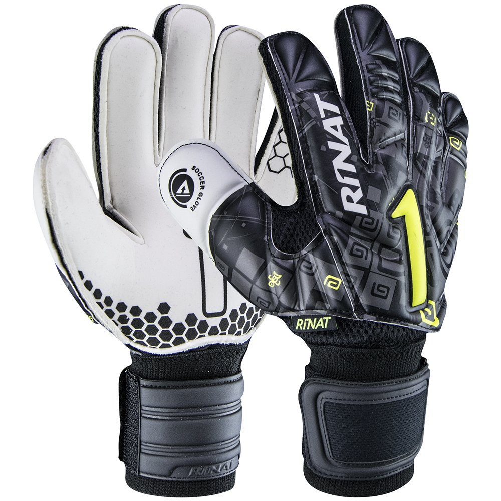 hacer un pedido genuino mejor calificado recoger Amazon.com : Rinat Goalkeeper Glove Asimetrik Etnik OX ...