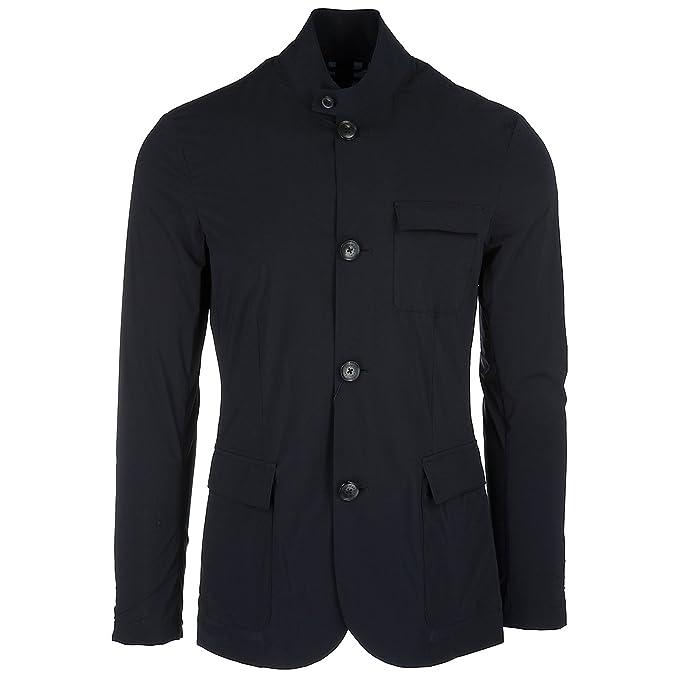 Emporio Armani cazadoras hombres americana chaqueta nuevo blazer blu EU 50 (UK 40) 3Z1GL11NFLZ0920: Amazon.es: Ropa y accesorios