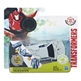 Hasbro Transformers B6807ES0 - Robots in disguise One Step Sideswipe, Actionfigur