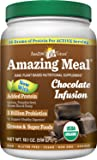 Amazing Grass, Amazing Meal, Chocolate Infusion, 17.1 oz