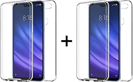 TBOC 2X Funda para Xiaomi Mi 8 Lite - Mi8 Lite [6.26