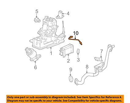 amazon com general motors 12587785 oxygen sensor automotive rh amazon com Chevy 700R4 Transmission Parts Diagram 1995 4L80E Transmission Diagram