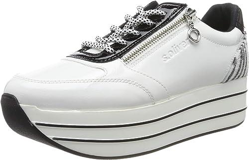 2019 Neue Styles Sneaker Tamaris Sneaker dark grey damen