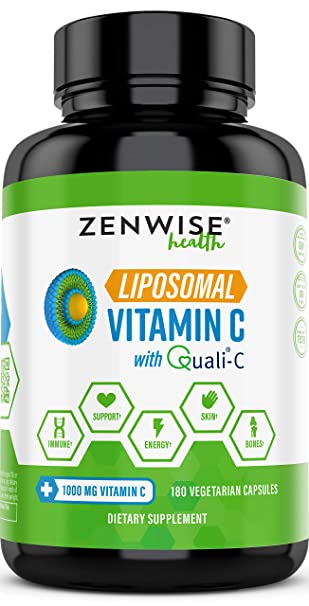 Amazon.com: Liposomal Vitamin C con 1000 mg Quali® -C ...