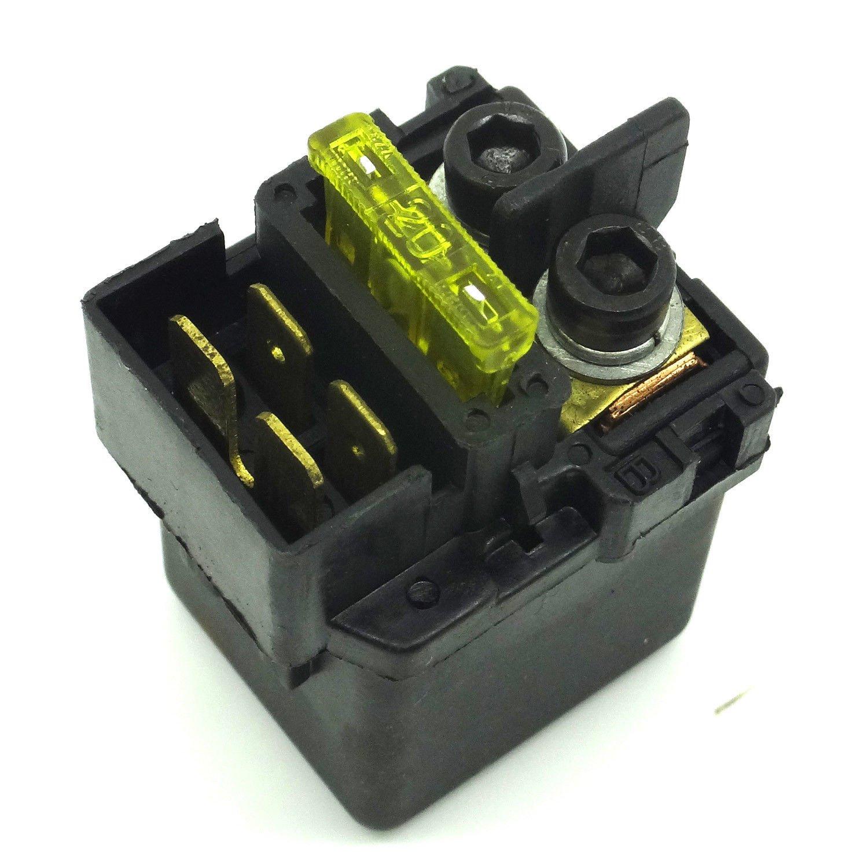 Amsamotion starter Solenoide relay Fits Honda 954 CBR954 CBR954RR 2002 2003 nuovo AF-SR049fd44ed2-BB2925
