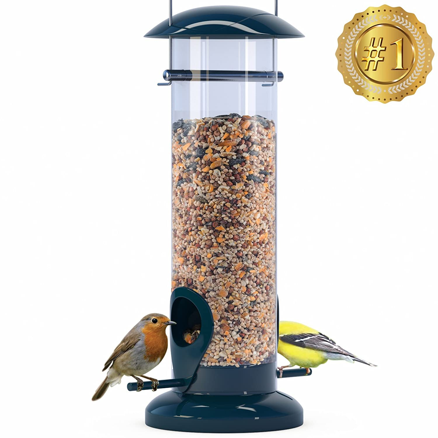 Weather Proof Anti-Bacterial Bird Feeder