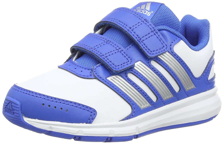 Adidas LK Sport CF K - Zapatillas para Niño, Color Azul/Blanco/Plata