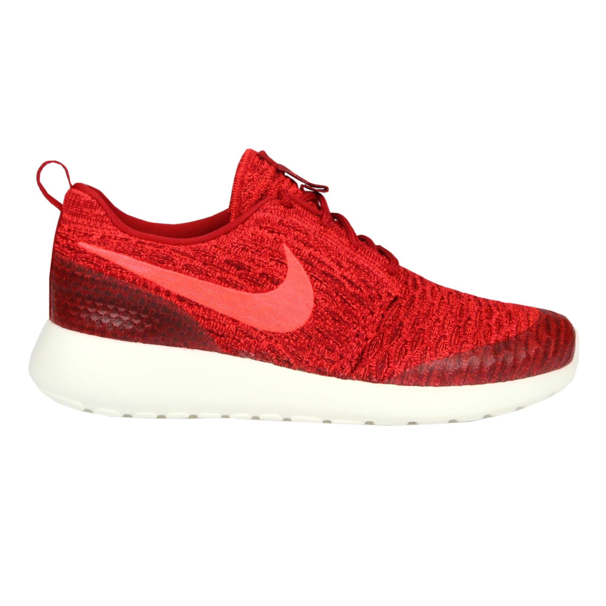 info for 94c91 217b1 Galleon - Nike Womens Roshe One Flyknit Running Shoes-Gym Red Bright Crimson -8.5