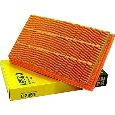 Mann-Filter C 2851 Air Filter: Automotive