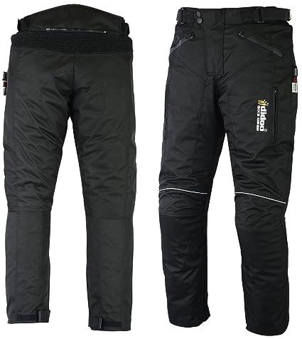 2bd6a15b576b3 Pantalones masculinos para moto Hilbro