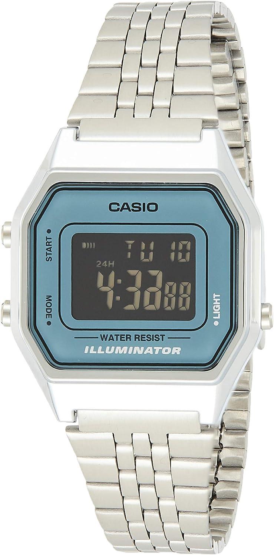 Casio Smart Watch Armbanduhr LA-680WA-2B