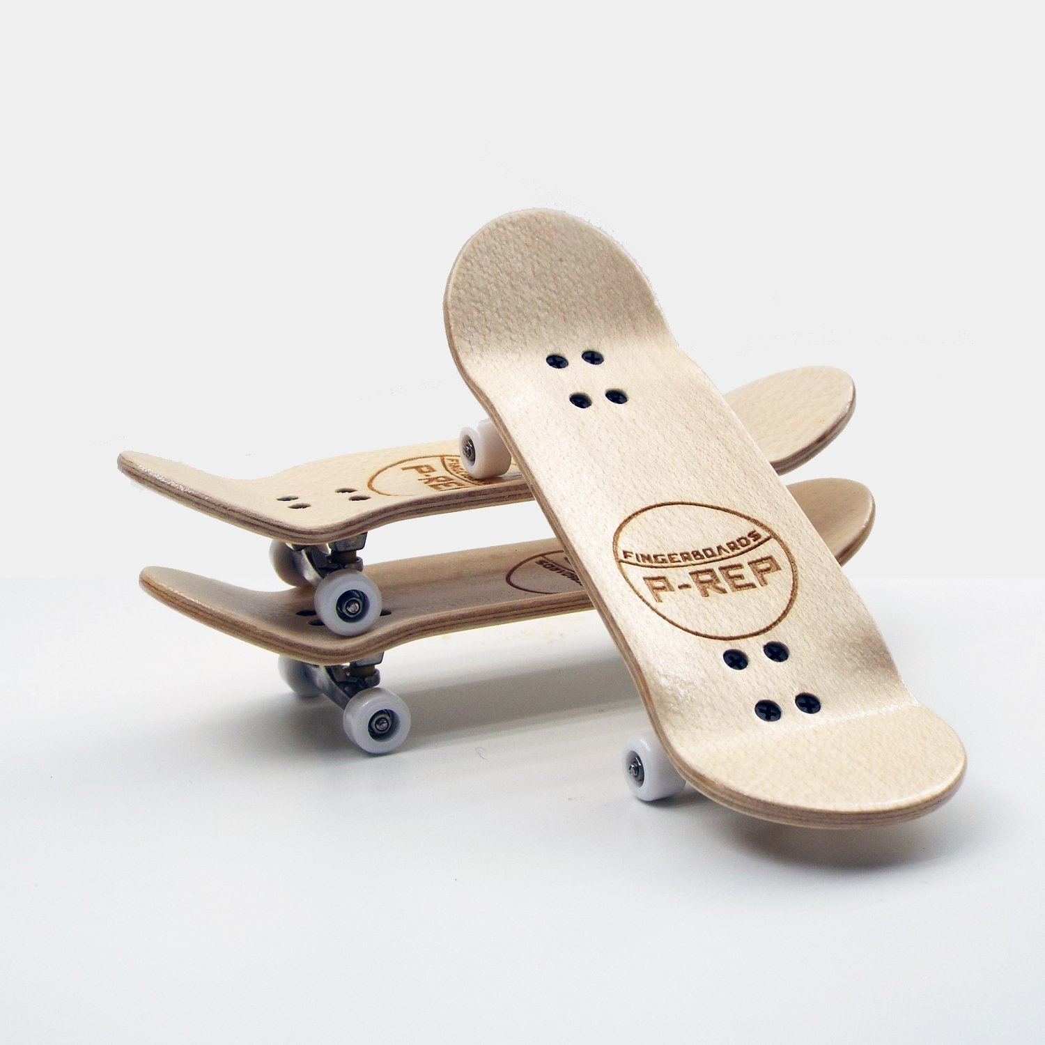 Peoples Republic P-REP Starter Mystery 3 Pack - Wooden Fingerboards by Peoples Republic