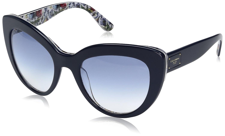 Dolce & Gabbana 4287_308219 (61 mm) gafas de sol, Azul, 61 ...