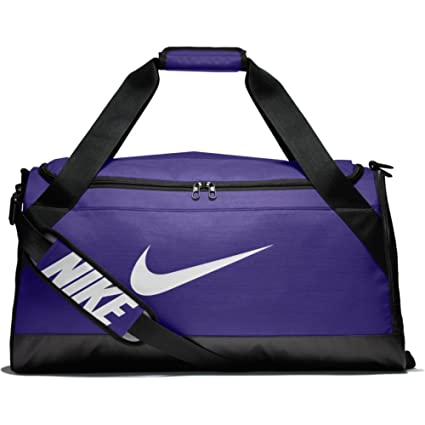 33a524f7a79 Nike NK Brsla M Duff Sport Bag for Man  Amazon.co.uk  Clothing