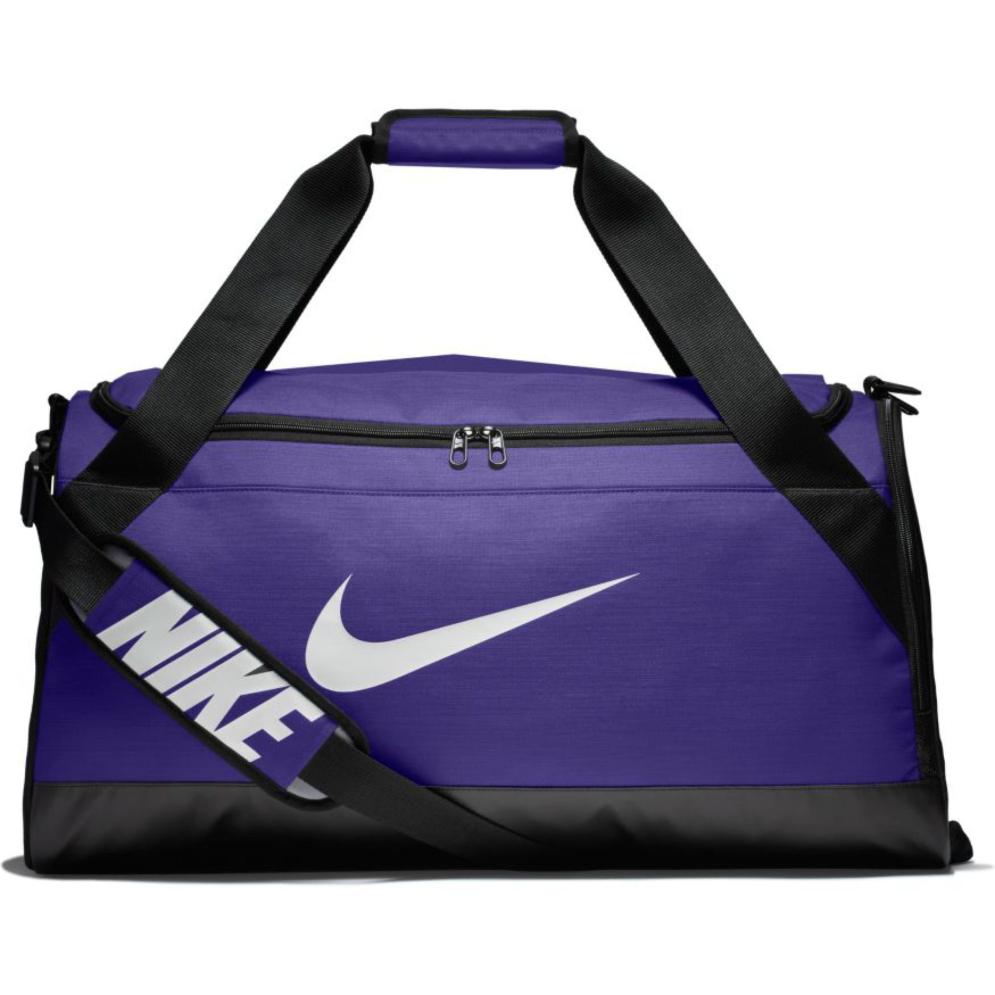 Galleon - Nike Brasilia (Medium) Training Duffel Bag - TM PURPLE BLACK WHITE  - BA5334-547 9e3367b67ce86