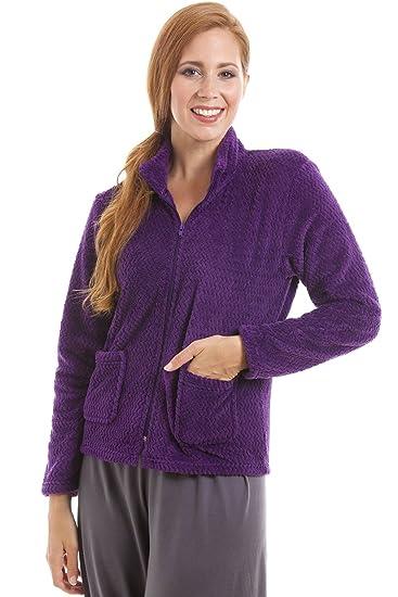 0fae91fdb87 Camille - Haut de pyjama - Femme violet violet  Amazon.fr  Vêtements et  accessoires