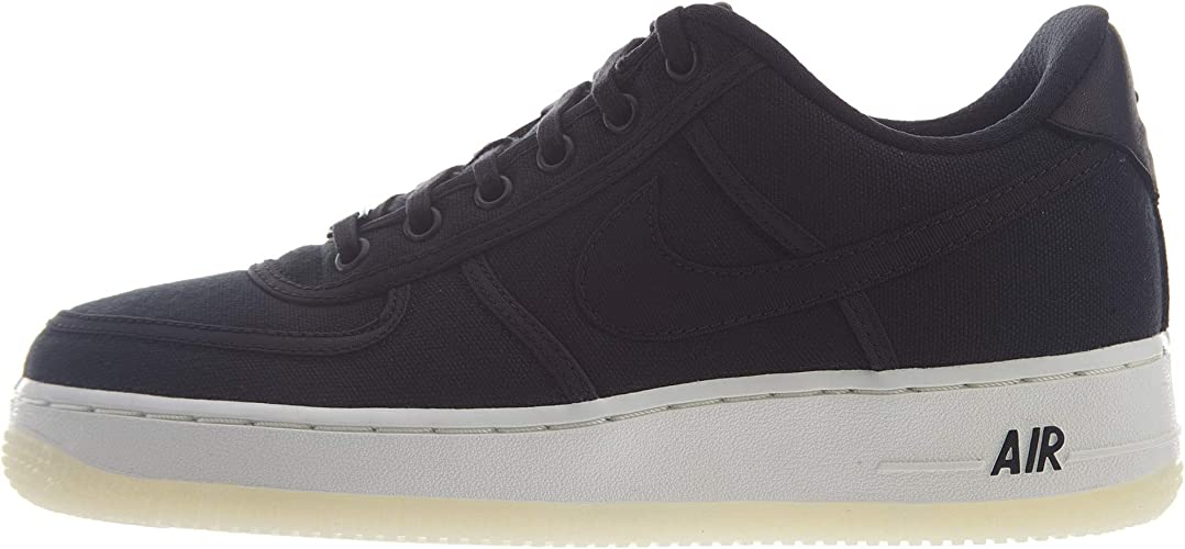 Release Date: Nike Air Force 1 Low Canvas Black