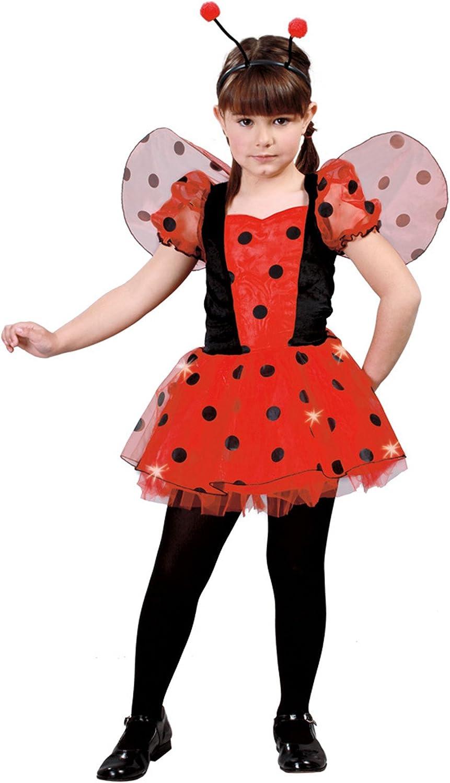 Guirca - Disfraz infantil mariquita (81890): Amazon.es: Juguetes y ...