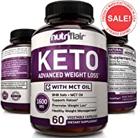 Amazon Best Sellers: Best 7-Keto Nutritional Supplements