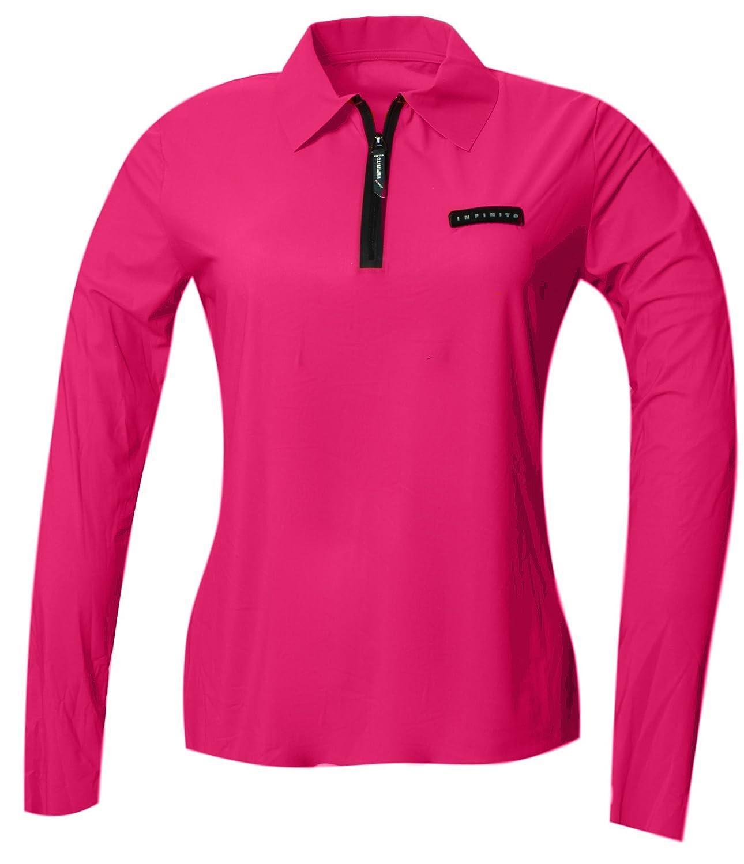 Infinitoitaly Taly Laser Shirt Bonbon Infinitoi CutLarge Rose Polo SMGjLzqVpU