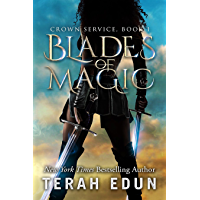 Blades Of Magic (Crown Service Book 1) (English Edition)