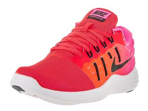 lowest price 0092c 81863 Nike 844736-600, Zapatillas de Trail Running para Mujer, Naranja (Bright  Crimson