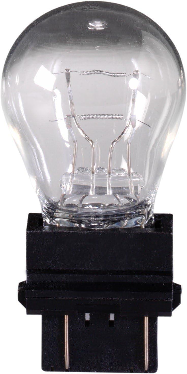 Eiko 3057NA-BP Hi-Temp Amber Miniature Lamp, Pack of 2