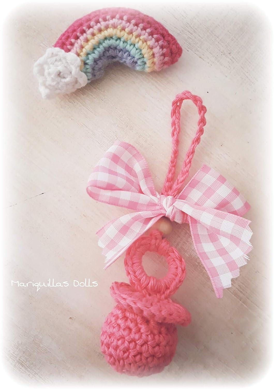 Chupete a crochet: Amazon.es: Handmade