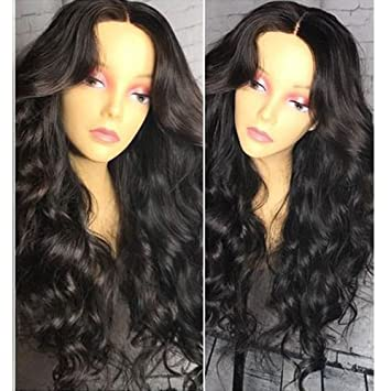 a66b56c58 Hesperis Grade 8A Indian Remy Hair 150 Density Silk Top Body Wave Full Lace  Human Hair
