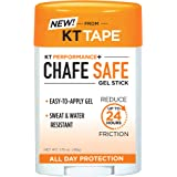 KT Performance+ by KT Tape Anti Chafing Stick, up to 24 hour chaffing protection, Suitable for Whole Body Use, 1.75 Oz…