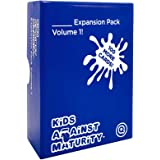 Kids Against Maturity Expansion Pack #1, Card Game for Kids and Families, Super Fun Hilarious for Family Party Game Night (Co