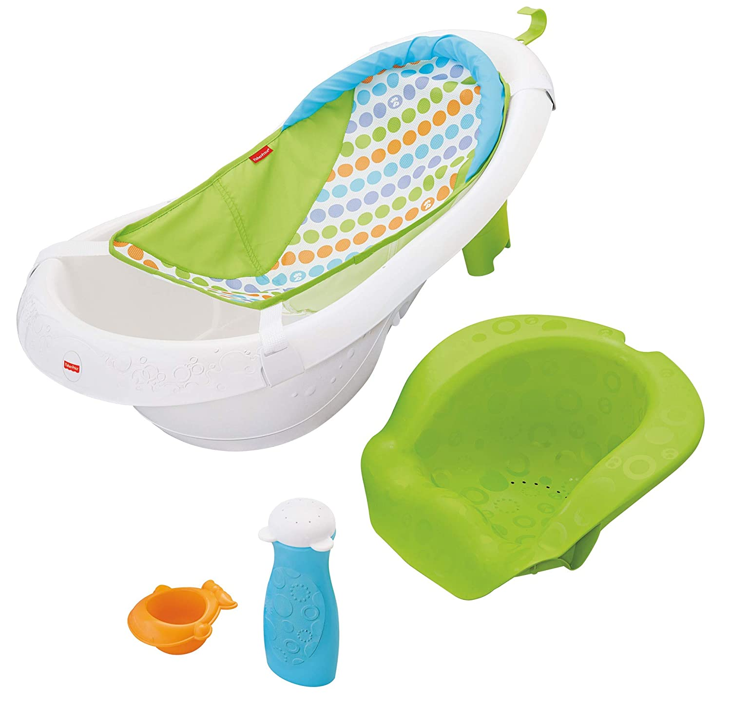 3. Fisher Price 4-in-1 Sling 'n Seat Tub