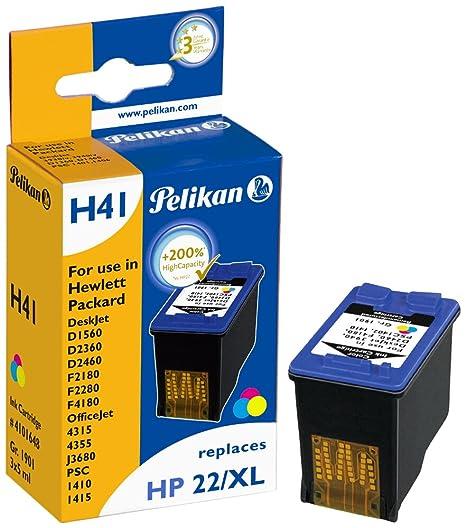 Amazon.com: Pelikan H41 – Cartucho de impresión (sustituye a ...