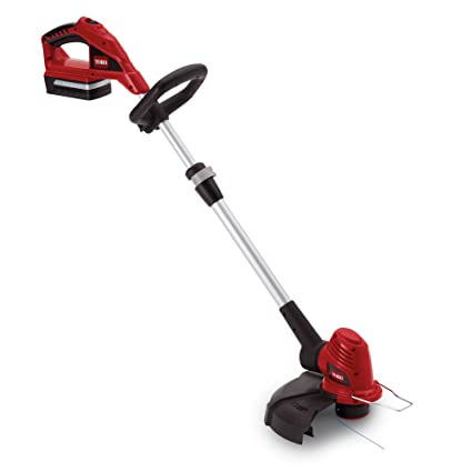 amazon com toro 51484 cordless 12 inch 20 volt lithium ion rh amazon com Toro Electric Trimmer Replacement Spool The Best Electric Trimmer Edger